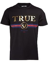 True Religion True Cotton-Jersey T-Shirt Black