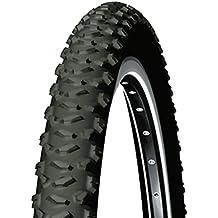 Michelin 131404 Cubierta, Unisex, Negro, 26x1.95