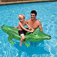 TSAR Inflatable Ride On Novelty Swimming Pool Beach Toy Float Rider Lilo Swim