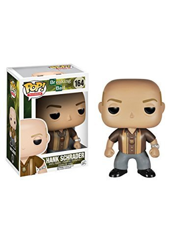 Funko Pop Hank Schrader (Breaking Bad 164) Funko Pop Breaking Bad
