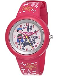 Titan Zoop White Dial Analog Watch for Kids-NK26006PP01 / NK26006PP01