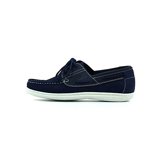 TBS Yolles D8, Chaussures Bateau Hommes, Rose (Goyave Outremer), 46 EU MARINE / OUTREMER
