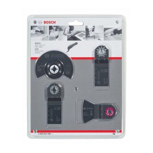 Preisvergleich Produktbild Bosch Boden-/Einbau-Set (Zubehör für GOP, 4-teilig) 2608661696