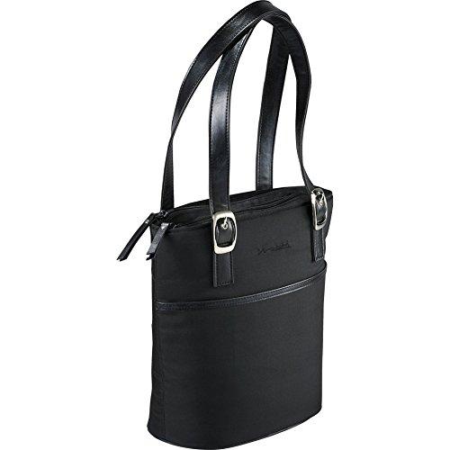 Tote Laptop Mittagessen (Traubenhyazinthen von California Innovation iPad/Tablet Handtasche Lunch Cooler Tasche schwarz)
