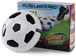Bright Enterprise Kid's Plastic Indoor Football with Multi Lighting Feature Toy