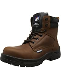 Friendly Rock Fall Texas Ii Brown S3 Hro Composite Toe Cap Safety Rigger Boots Work Boots Business & Industrial Clothing, Shoes & Accessories
