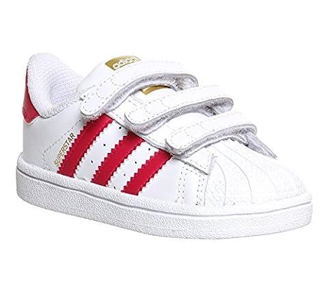 Adidas B23637 Basketball-Schuhe, Unisex, für Kinder