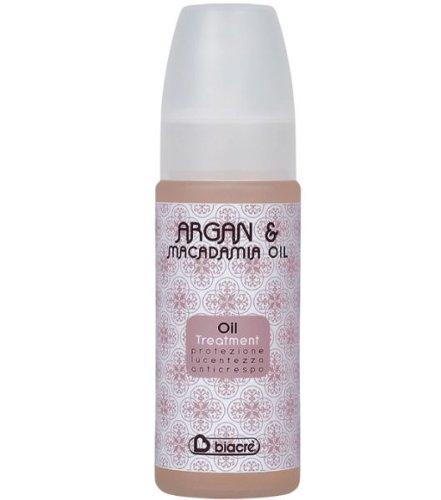 Biacre Argan- & Macadamia Öl 100 ml Für geschmeidiges, glänzendes & leicht frisierbares Haar