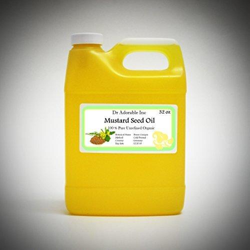 Mustard Seed Oil 32 Oz / 1 Quart