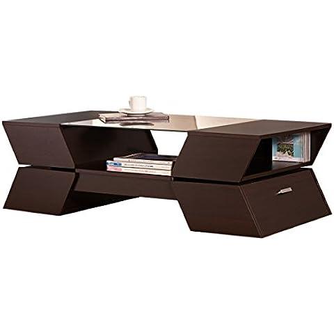 Ultra Tavolino top in vetro