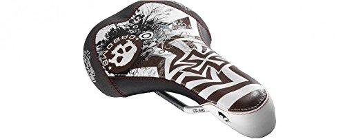 DA BOMB New Skull 2.0 Bike Bicycle MTB BMX Dirt Jumper Saddle Low Profile Aero Shape -