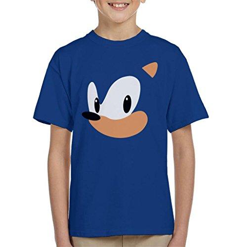 Cloud City 7 Sonic The Hedgehog Portrait Kid's T-Shirt