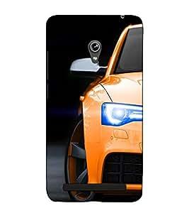 Fuson Designer Back Case Cover for Asus Zenfone 5 A501CG (A luxurious car theme)