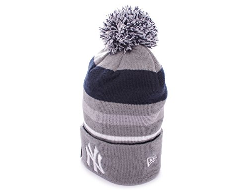 New Era MLB NEW YORK YANKEES Stripe Out 2 Long Beanie