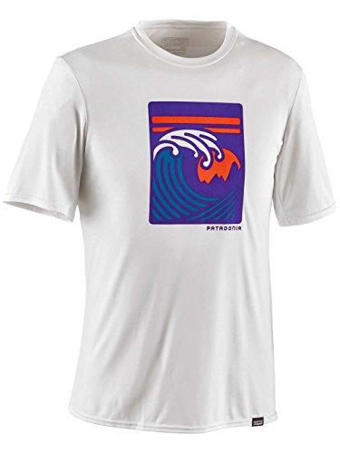 Patagonia EL Ray Longsleeve Shirt Men - Outdoorhemd viewfinder: white