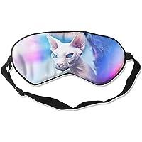 Canadian Cat Sleep Eyes Masks - Comfortable Sleeping Mask Eye Cover For Travelling Night Noon Nap Mediation Yoga preisvergleich bei billige-tabletten.eu