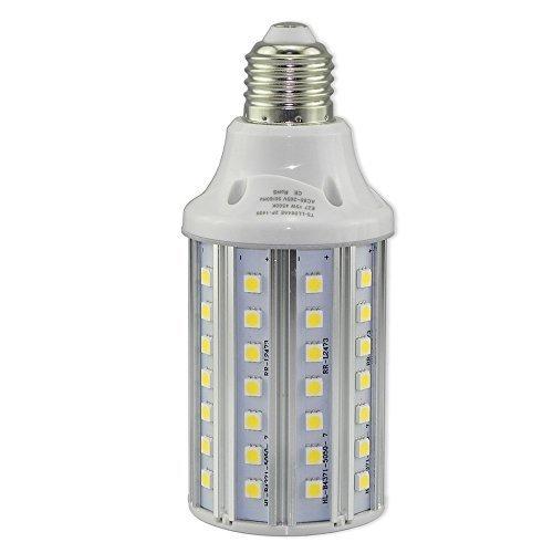 Tongsung New Version E27 LED Lampe 15W Super Bright Weiß led(4500K) AC(85V-265V) 230V 220V Hight Helligkeit Ausgang (Entspricht Glühlampe: 125W), Aluminium-Legierung Lampenkörper LED-Lampe LGHA-084AE2-P