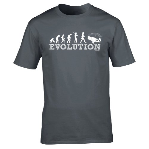 123t-Mens-EVOLUTION-CAMPER-Loose-Fit-T-shirt