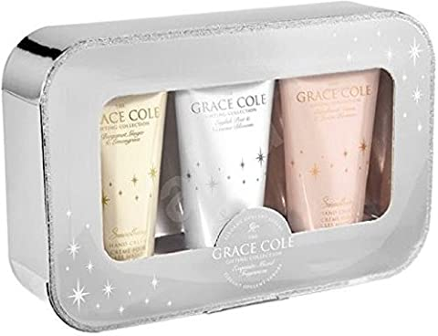 Grace Cole Sumptuous Signature English Pear and Nectarine Blossom Gift Set