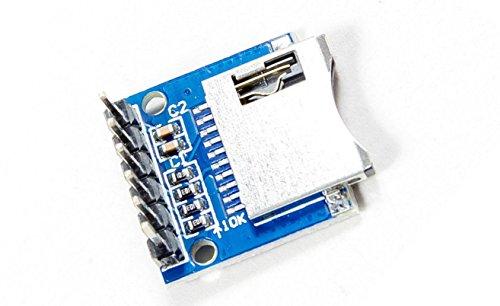 MissBirdler MicroSD Micro SD Board für Arduino Raspberry Pi PIC DIY BASTELN Tüfteln NEU (Pic-board)