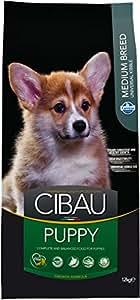 Farmina Cibau Puppy Food, 12 kg (Medium)