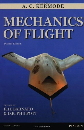 Mechanics of Flight 12 Ill edition by Kermode, A. C., Philpott, D.r. (2012) Paperback