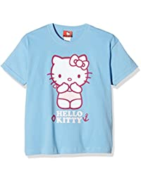 Hello Kitty Girl's Anchor T-Shirt