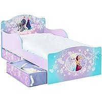 Preisvergleich für Disney Frozen 509FRN Kleinkinderbett mit Stauraum