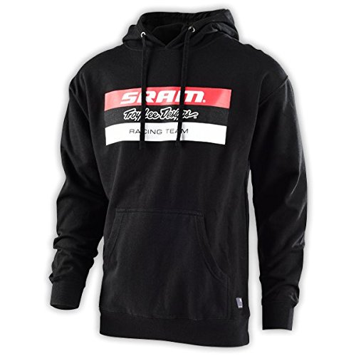 Troy Lee Designs Hoody Team Schwarz