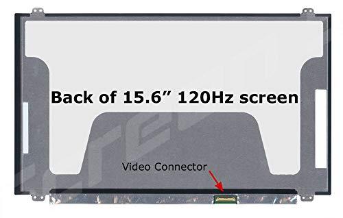 Generic N156HHE-GA1 Laptop-LCD-Bildschirm 39,6 cm (15,6 Zoll), 120 HZ FHD, MSI GT62 GE63 Ersatz-LCD-Bildschirm für Laptop, LED, matt - Ersatz-lcd-bildschirm-laptop
