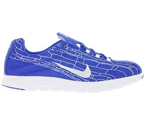 Nike Herren Mayfly Laufschuhe, Schwarz Azul / Blanco (Racer Blue / White)