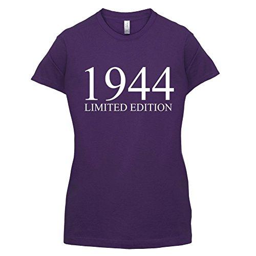 1944 Limierte Auflage / Limited Edition - 73. Geburtstag - Damen T-Shirt - 14 Farben Lila