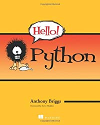 Hello! Python by Anthony S. Briggs (2012-02-23)