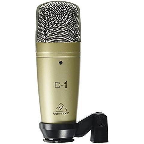 Behringer C-1 Microfono - Behringer C1 Microfono A Condensatore