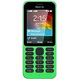Nokia 215 Smartphone Dual SIM, Verde/Nero [Italia]