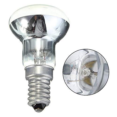 MENGZHEN Lámpara de Lava de reemplazo de Reflector RW de 30 vatios Bombillas LED Regulables Equivalente...