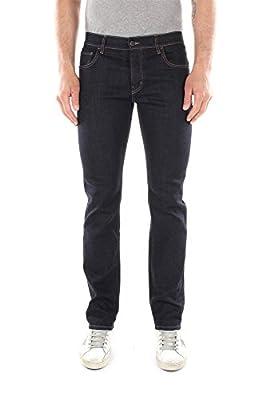 GEP110BLEU Prada Jeans Men Cotton Blue
