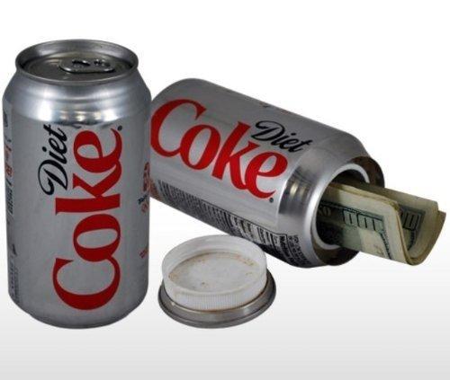 Coca-Cola - 2 cajas de seguridad para separar latas de dieta (DIETCKX2)