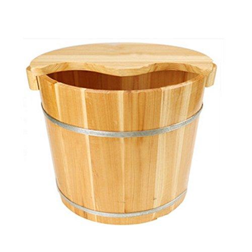 Wooden Foot Bathtub NAN 30 CM höhe fußbad barrel fußbad holz fußbad runde rand weihrauch kiefer fußwanne