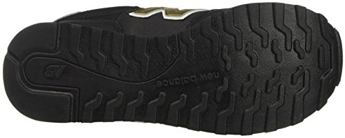 New Balance Gw500kg, Sneakers basses femme Multicolore (Black/Gold)