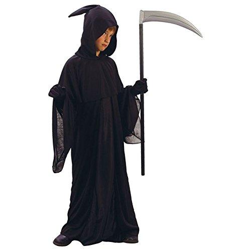 Grim Reaper Jungen Halloween / Karnival Kostüm Kleine Größe 3-4 Jahr (110-122cm)