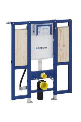 Geberit 111.375.00.5-Rack Duofix UP320) für Behinderte mit Stangen mit verdeckter Spülkasten Sigma 12-cm-Unterstützung