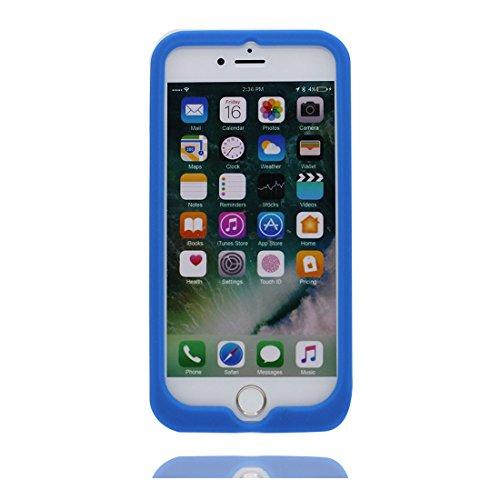 iPhone 7 Copertura,iPhone 7 Custodia,carino del fumetto Frutta serie Pera Gomma morbida Custodia protettiva case cover per iPhone 7 4.7 inch colour 2