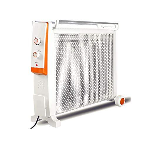 ChenCheng Elektrische Heizung 2200W Silizium Kristall Konvektion Heizung 2 Power Einstellung Überhitzung Schutz Vertikal Weiß Daily Necessities -