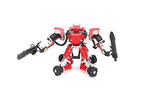 Walkera 25001100 Pamkuu Roboter mit App-Steuerung rot