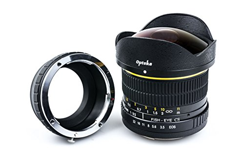 Buy Opteka 6.5mm f/3.5 HD Aspherical Fisheye Lens for Olympus PEN E-PL7, E-P5, E-PL5, E-PM2, E-P1, E-P2, E-PL1, E-PL1s, E-PL2 and other Micro Four Thirds Mirrorless Digital Cameras Online