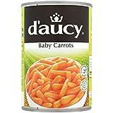 D'aucy Zanahorias Pequeñas (400g) (Paquete de 6)