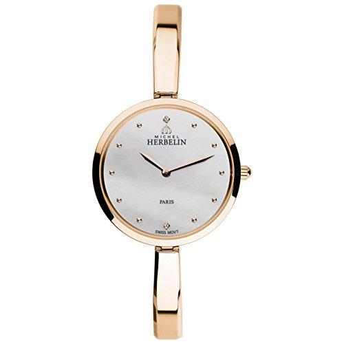 Ladies Michel Herbelin Salambo Watch 17411/BPR19