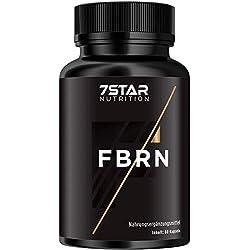7 STAR Fatburner | Effektive Diät Kapseln, schnell & einfach Abnehmen für extreme Fettverbrennung + Appetitzügler & Appetithemmer | 60 Kapseln