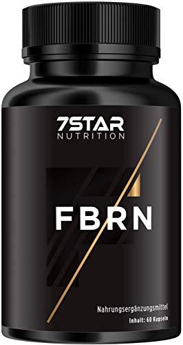 7 Star Nutrition - Abnehmen – 60 hochdosierte Kapseln mit Glucomannan - Hergestellt in Deutschland – 38 Gramm